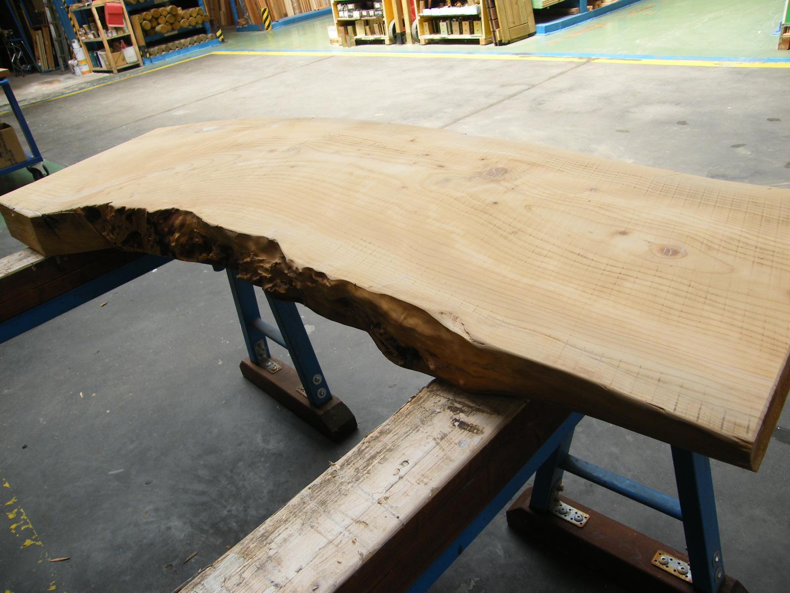 Legno Grezzo Per Tavoli tavole in cedro per tavoli e ripiani - novati legnami